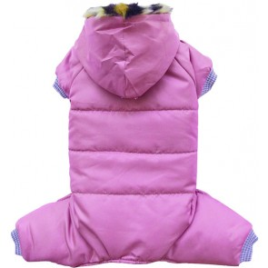Impermeable para frenchies y carlinos